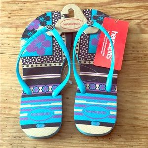 Havaianas brand new with tags size 9/10